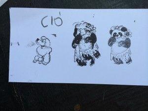 2014-07-20 Chloe schrijft haar hele naam1