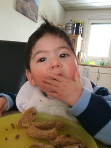 2015-02-26 Sylvain eet zelf lunch1