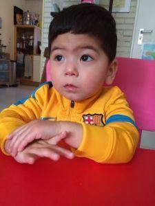 2015-08-08 Sylvain in stoer voetbalpak14