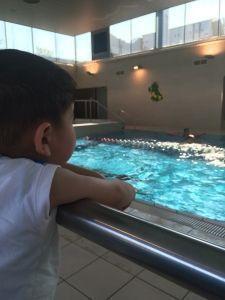 2015-08-22 Chloe en haar eerste zwemles7