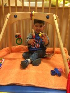 2015-11-24 Sylvain mist zijn kinderjaren1