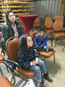 2016-03-13 Kids kaas klompen en Volendam011