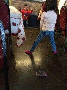 2016-03-13 Kids kaas klompen en Volendam023