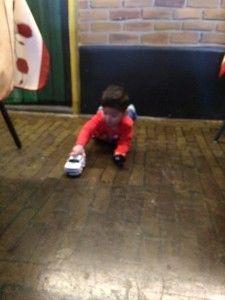 2016-03-13 Kids kaas klompen en Volendam029
