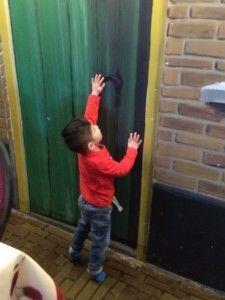 2016-03-13 Kids kaas klompen en Volendam032