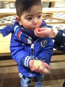 2016-03-13 Kids kaas klompen en Volendam072