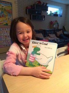 2016-03-15 Chloe leest super goed voor1