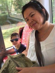 2016-07-24 Kids naar de kermis in Tilburg01