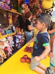 2016-07-24 Kids naar de kermis in Tilburg23