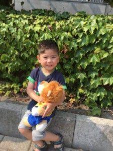 2016-07-24 Kids naar de kermis in Tilburg39