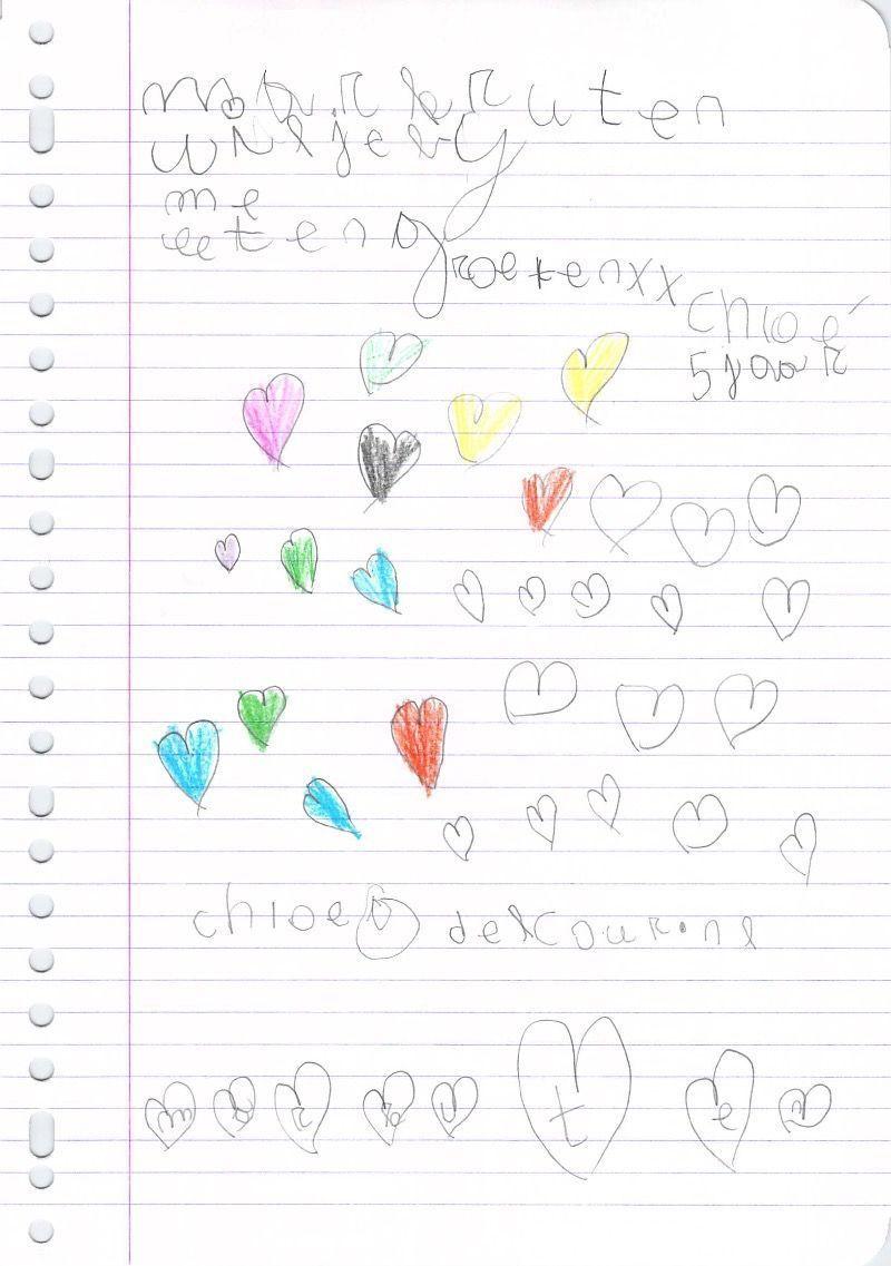 2016-08-27 Chloe schrijft brief aan Mark Rutte1