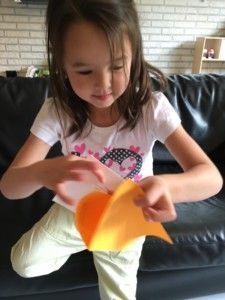 2016-09-03 Chloe krijgt antwoord van Koningin Maxima4
