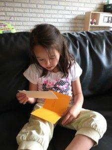 2016-09-03 Chloe krijgt antwoord van Koningin Maxima6