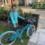 Eerste keer fietsen naar school en toch thuis door corona