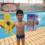 Proefafzwemmen, bijna voor mijn A-diploma