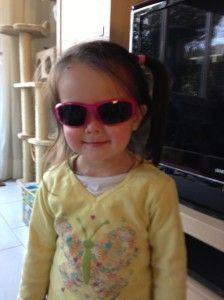 Nieuwe-zonnebril