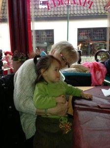 Pasen bij opa en oma6