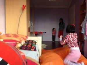 Spelen met mijn nichtjes